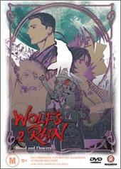 Wolf's Rain Vol 2  - Blood And Flowers on DVD