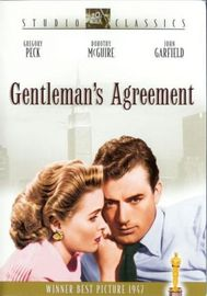 Gentleman's Agreement on DVD image