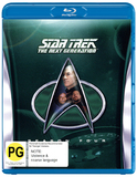 Star Trek The Next Generation - The Complete Fourth Season on Blu-ray