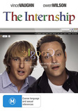 The Internship on DVD