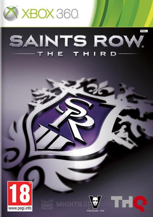Saints Row: The Third (Classics) for Xbox 360