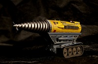 Thunderbirds Sci-Fi Revoltech Thunderbirds The Mole