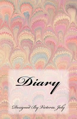 Diary: Diary/Notebook/Journal/Secrets/Present - Original Modern Design 8 by Victoria Joly