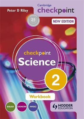 Cambridge Checkpoint Science Workbook 2 image
