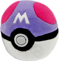 "Pokémon - 5"" Master-Ball Plush"