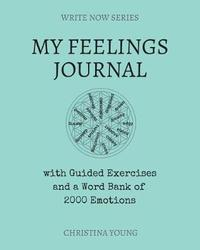 My Feelings Journal by Christina Young image