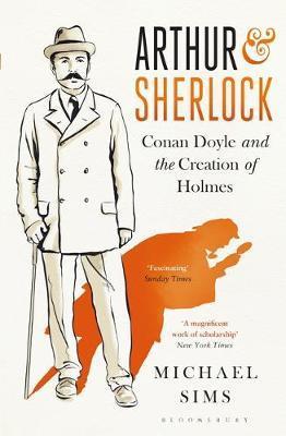 Arthur & Sherlock by Michael Sims
