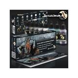 Scale75 Paint Set: Metal N' Alchemy Steel Series