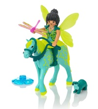 Playmobil: Fairies - Enchanted Fairy with Horse (9137)