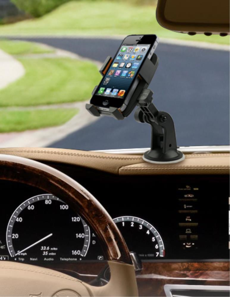 Armor All: Universal Suction Phone/GPS Mount image