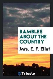 Rambles about the Country by Mrs E. F. Ellet image