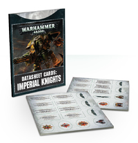 Warhammer 40,000 Datasheets: Imperial Knights image