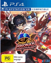 Persona 5: Dancing in Starlight Day One Edition for PS4