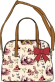 Loungefly: Lady & the Tramp - Print Mini Handbag