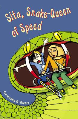 Sita, Snake Queen of Speed by Franzeska G Ewart image