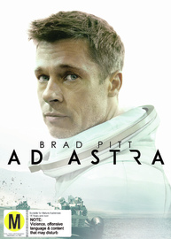 Ad Astra on DVD