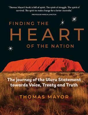 Finding the Heart of the Nation by Thomas Mayor image