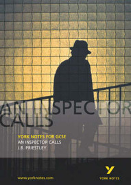 "York Notes on ""An Inspector Calls"" by John Scicluna image"
