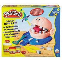 Play-doh Doctor Drill and Fill playset image