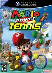 Mario Power Tennis for GameCube