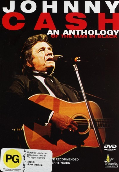 Johnny Cash - An Anthology Of The Man In Black on DVD