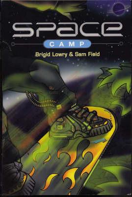 Space Camp by Brigid Lowry