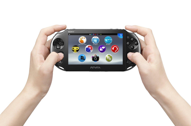 Playstation Vita Slim 2000 (Wi-Fi) for Vita image