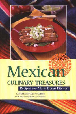 Mexican Culinary Treasures by Maria Elena Cuervo-Lorens image