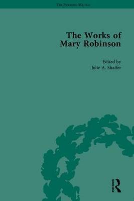 The Works of Mary Robinson, Part II by William D. Brewer image