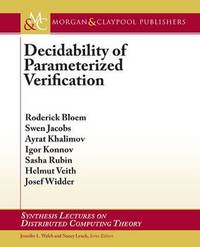 Decidability of Parameterized Verification by Roderick Bloem image