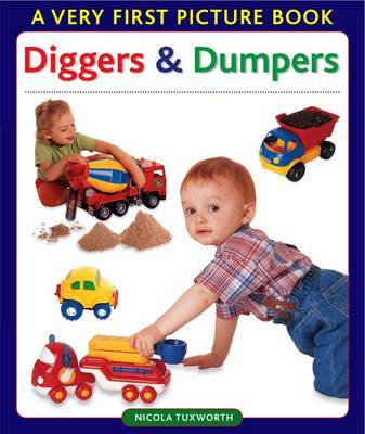 Diggers and Dumpers by Nicola Tuxworth image