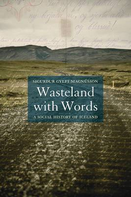 Wasteland with Words by Sigurdur Gylfi Magnusson
