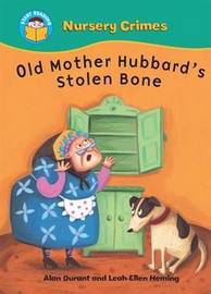 Old Mother Hubbard's Stolen Bone by Alan Durant image