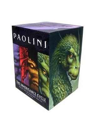 Inheritance Cycle Boxed Set (Complete 4 Books) by Christopher Paolini