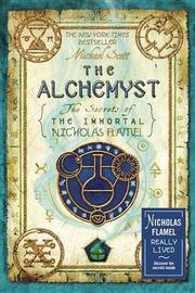 The Alchemyst (Nicholas Flamel #1) (US Ed.) by Michael Scott