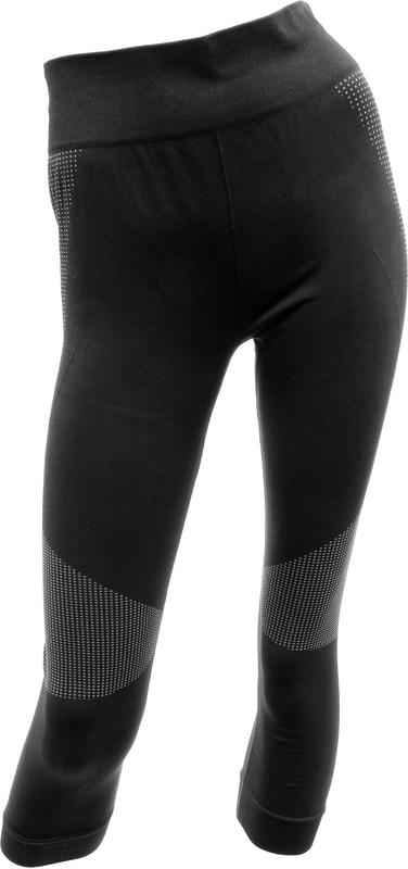BLK Motion 3/4 Tights - Black (Size 10)
