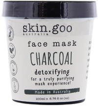 Skin Goo: Face Mask - Charcoal (200gm)
