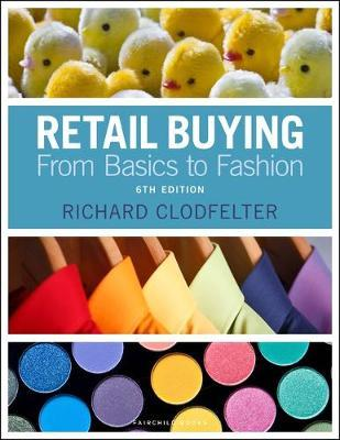 Retail Buying by Richard Clodfelter image