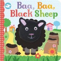 Little Me Baa, Baa, Black Sheep Finger Puppet Book image