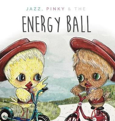 Jazzy, Pinky and the Energy Ball by Tenille Bentley