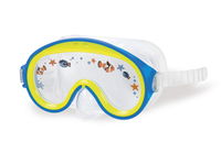 Intex: Mini Aviator Swim Mask - Blue