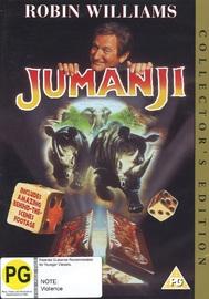 Jumanji (1995) Special Edition on DVD