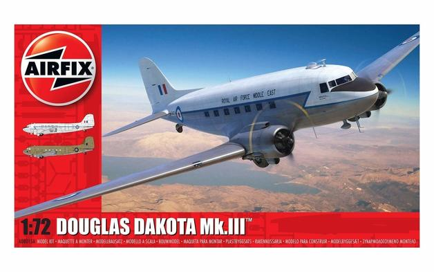 Airfix Douglas Dakota Mk.III 1:72 - Model Kit