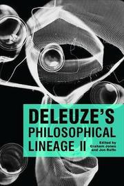 Deleuze'S Philosophical Lineage II
