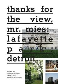 Thanks for the View, Mr. Mies by Marsha Music