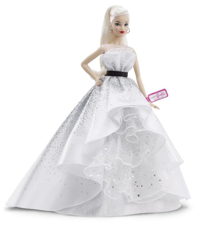 Barbie: 60th Anniversary Doll - (Caucasian)