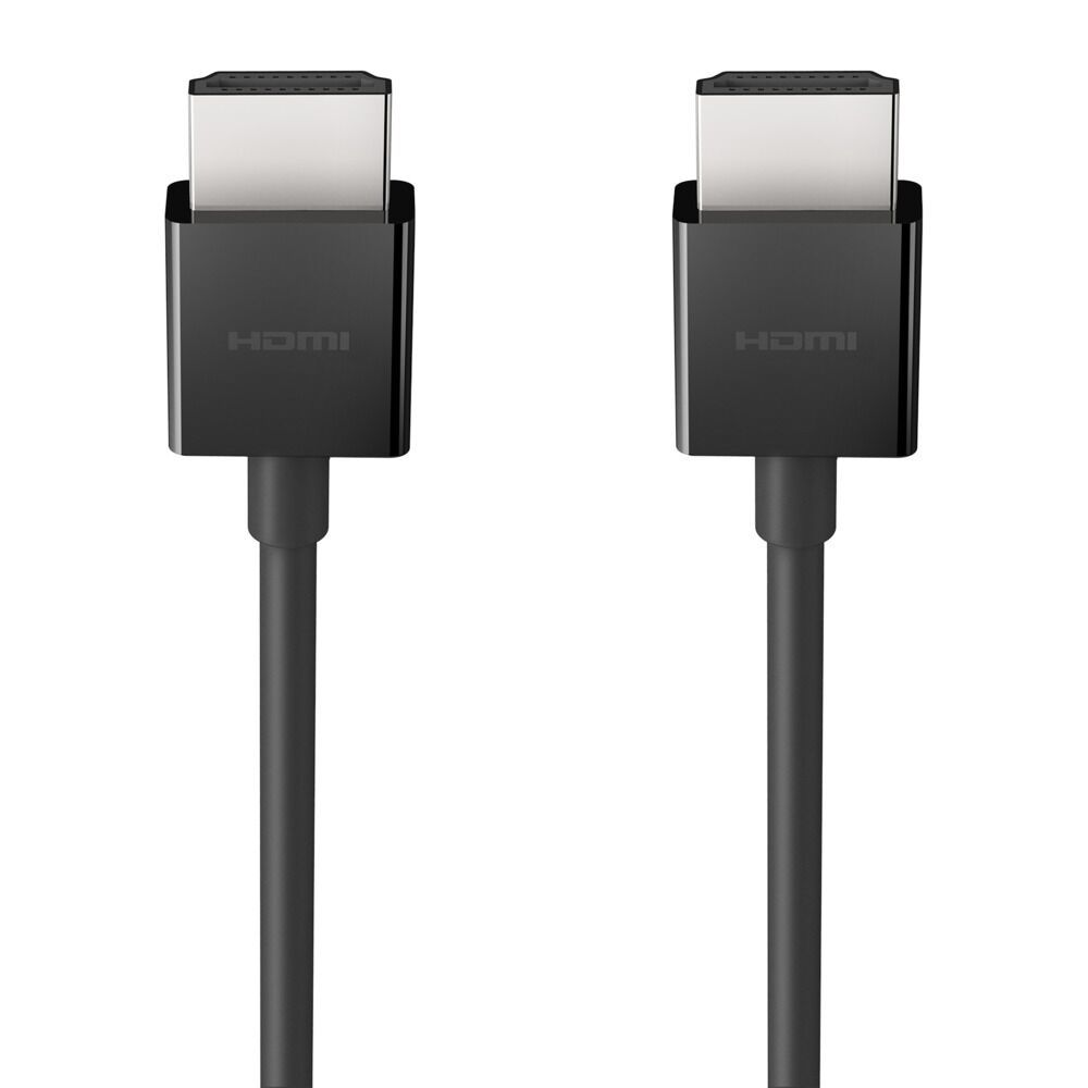 Belkin: CABLE,HDMI 2.1, M/M, 2M,BLACK image