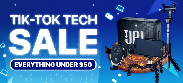 Tik-Tok Tech SALE!