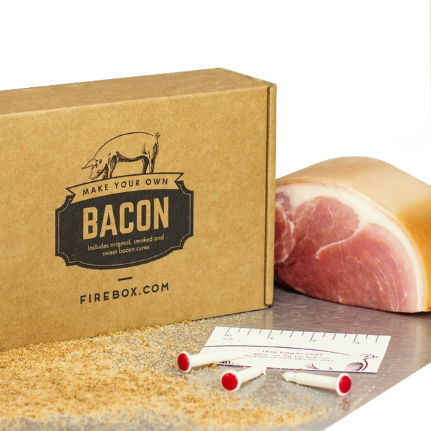 Make Your Own Bacon - DIY Food Kit