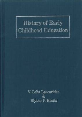 The History of Early Childhood Education by V. Celia Lascarides image